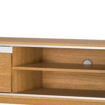 Meuble TV 2 tiroirs + 2...