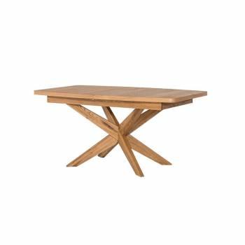 Table extensible avec 1 rallonge
