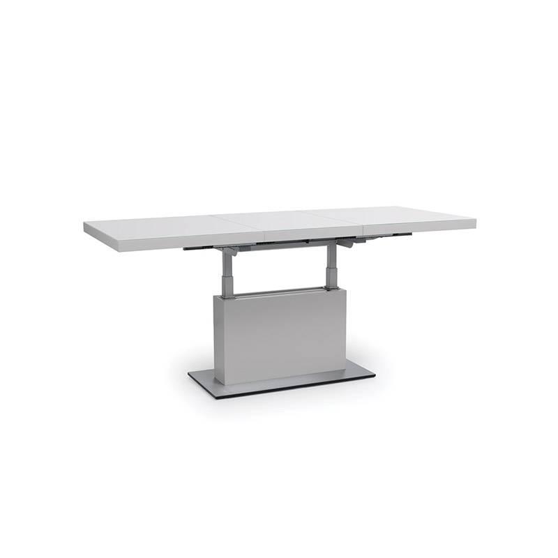 Table Extensible Avec Ascenseur Pneumatique Evita