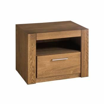 Table de chevet 1 tiroir et 1 niche