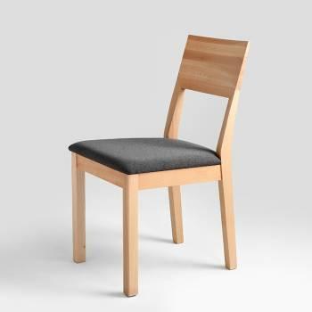 Lot de 2 chaises hêtre...