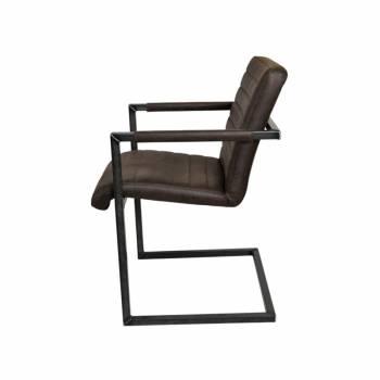 Chaise de style industriel...