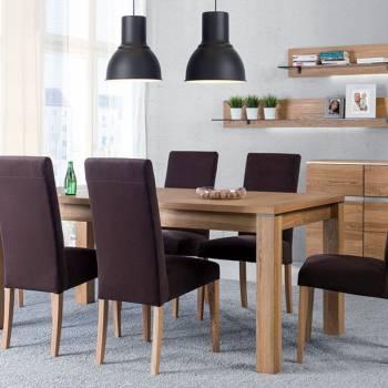 Table avec 2 allonges TORINO