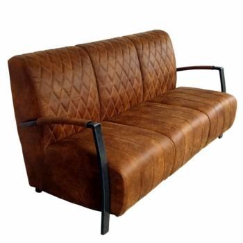 Canapé 3 places, de style...