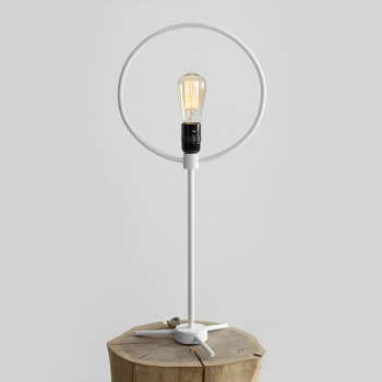Lampe de table ronde BULLET