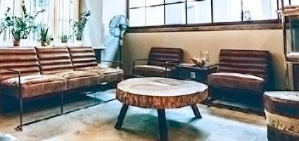 Salle à manger et salon Loft